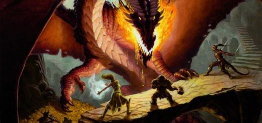 Have fun with Dungeons and Dragons.