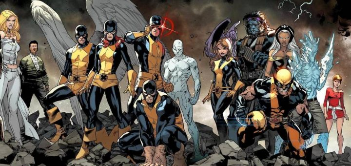 Marvel mutants and their different power levels