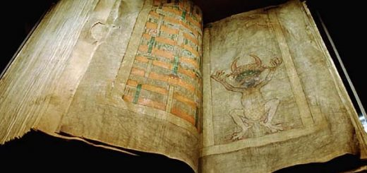 The manuscript of the devil