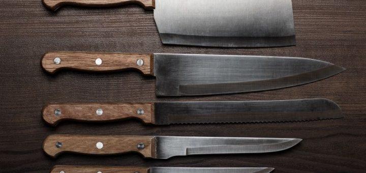 The most dangerous knives in the World